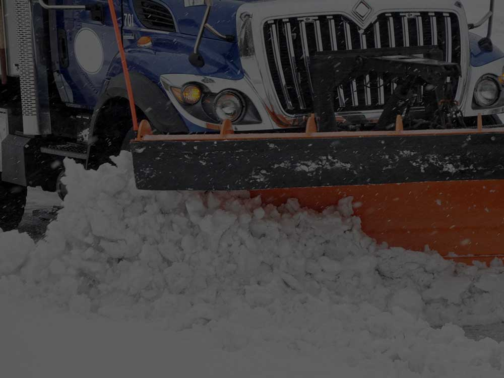 West Chester Commercial Snow Removal